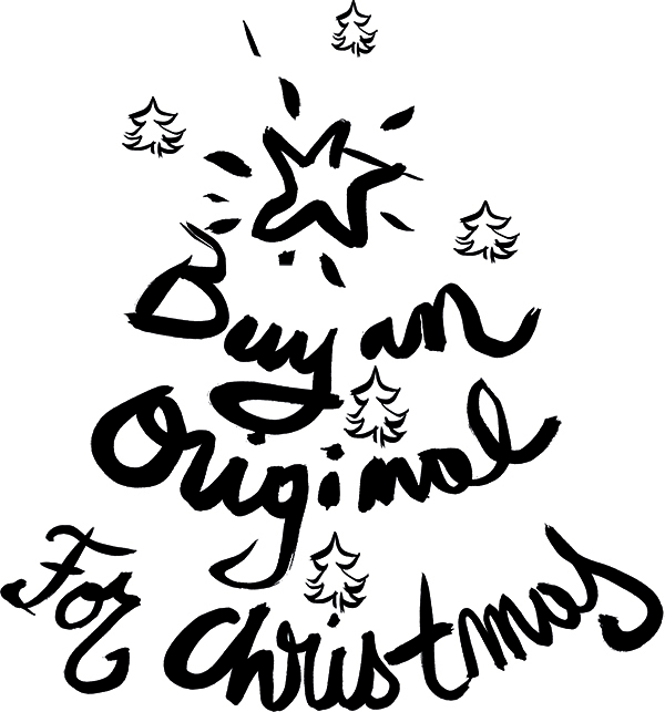 buy an original for christmas