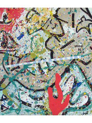 drole de vie-celine chat-29x29cm copy