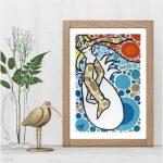 reproduction-surf under the sun-celine chat