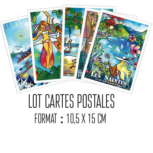 visuel lot cartes postale-1