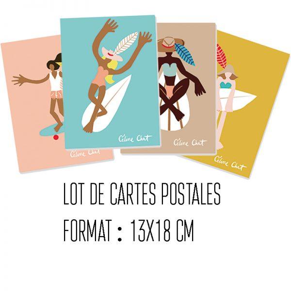 visuel lot cartes postale-2